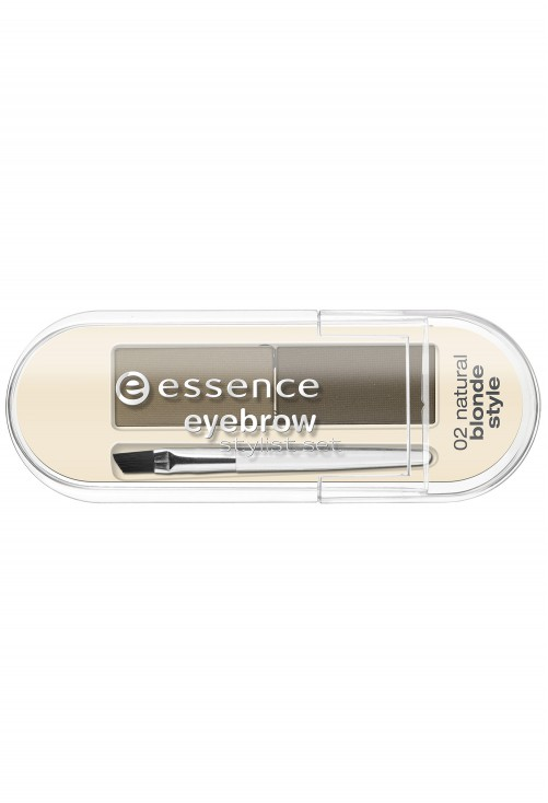 Kit De Sprancene Essence Eyebrow Stylist Set 02 Blonde