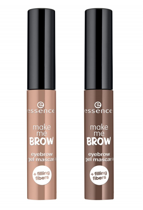 Gel Mascara Pentru Sprancene Essence Make Me Brow