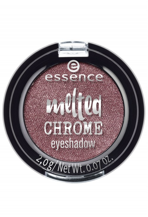 Fard De Pleoape Metalic Essence Melted Chrome