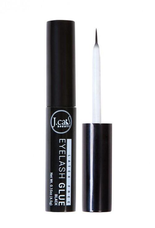 Lipici Gene False Negru J.Cat Beauty Eyelash Glue Latex Free
