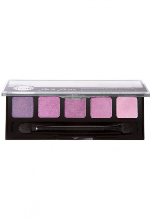 Paleta Farduri J.Cat Beauty Fab Five Eye Shadow Palette Wild Orchid