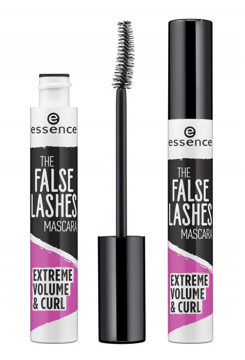 Mascara Essence The False Lashes Extreme Volume And Curl