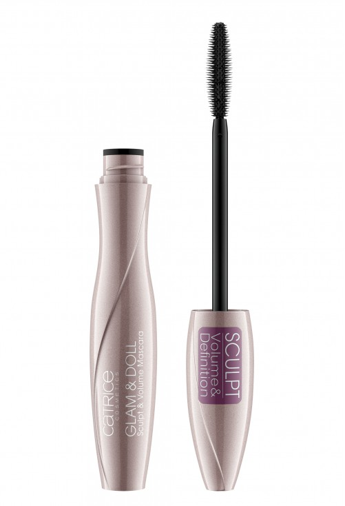 Mascara Catrice Glam & Doll Sculpt & Volume