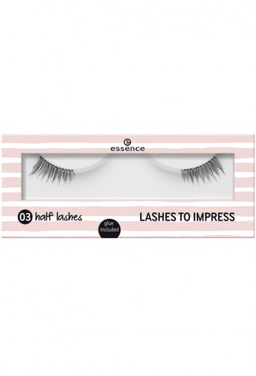 Gene False Essence Lashes To Impress 03
