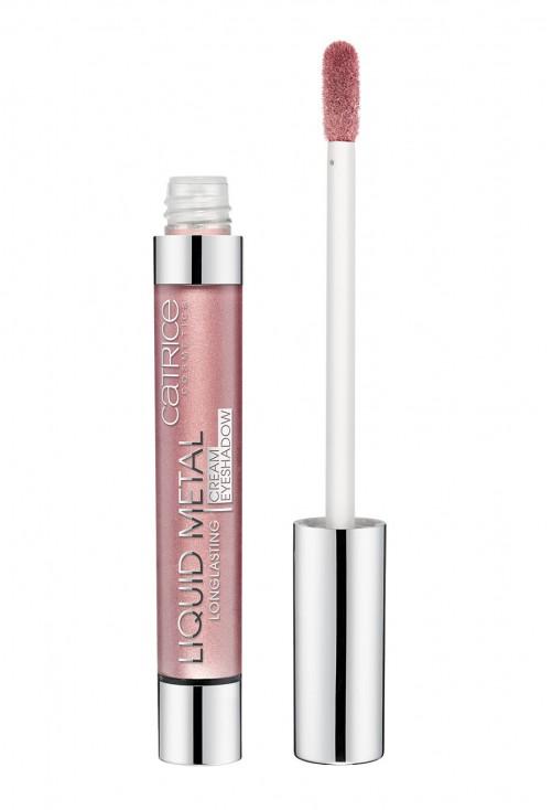 Fard De Pleoape Lichid Catrice Liquid Metal Longlasting Cream Eyeshadow