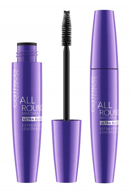 Mascara Catrice All Round Ultra Black