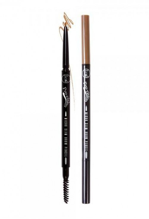 Creion Sprancene J.Cat Beauty Pro-Cision Micro Slim Brow Pencil