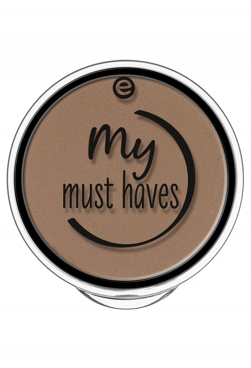 Fard Pentru Sprancene Essence My Must Haves Eyebrow Powder