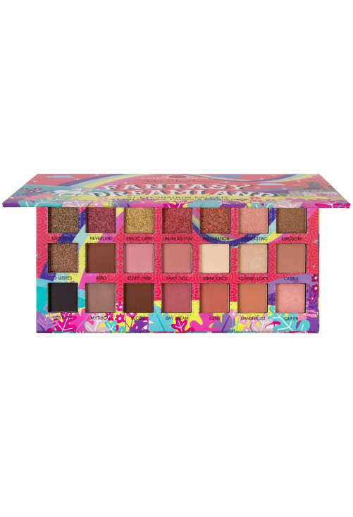 Paleta Farduri J.Cat Beauty Take Me Away - Fantasy Dreamland