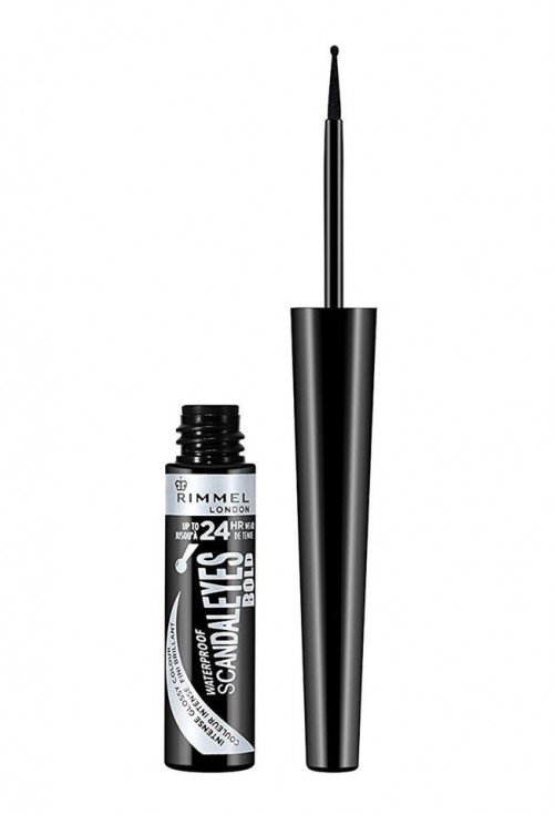 Tus Lichid Rimmel London Scandaleyes Bold Waterproof