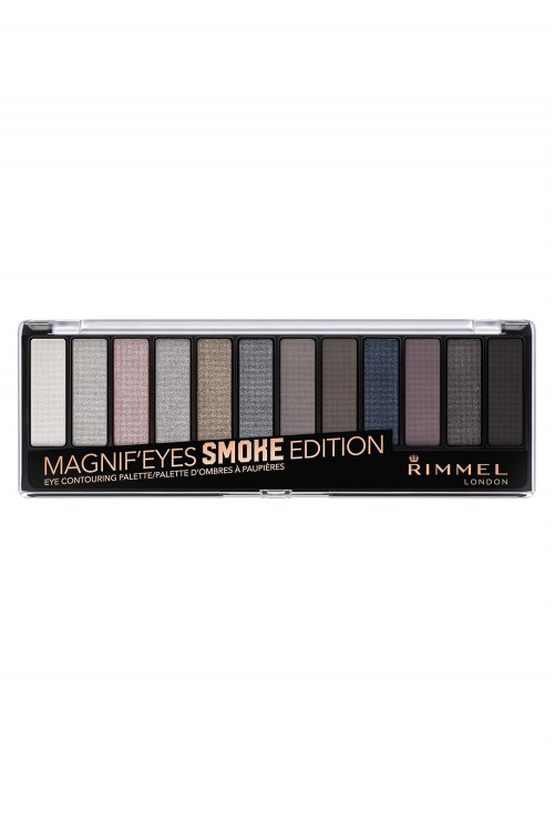 Paleta Farduri Rimmel London Magnif'eyes Smoke Edition