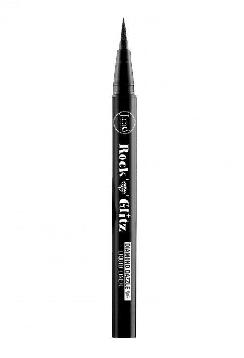 Tus Lichid J.Cat Beauty Rock'N'Glitz Liquid Liner