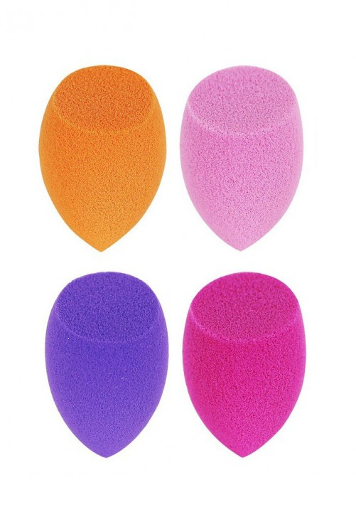 Set Buretei Real Techniques 4 Mini Miracle Complexion Sponges