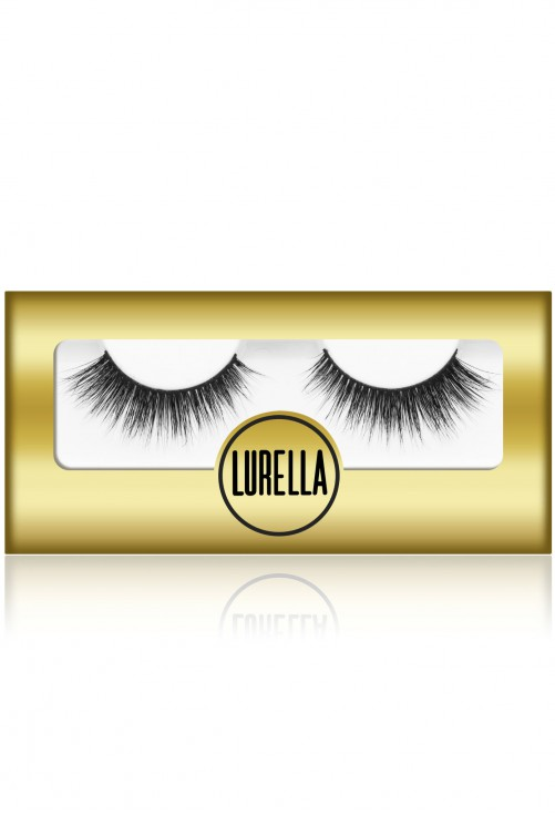 Gene False Lurella Cosmetics 3D Mink - Attached