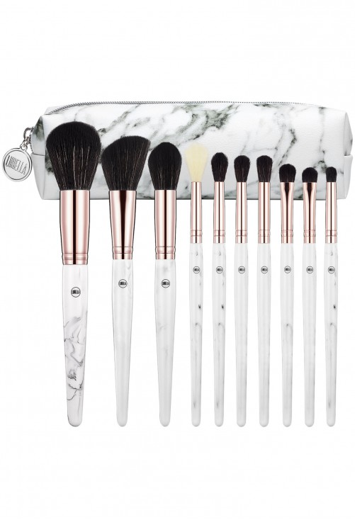 Set Pensule Lurella Cosmetics Exclusive Marble 10 Pieces