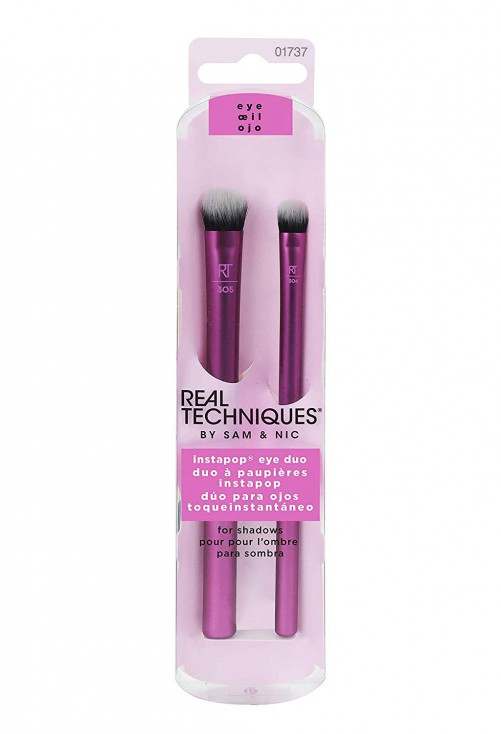 Set Pensule Real Techniques Instapop Eye Duo