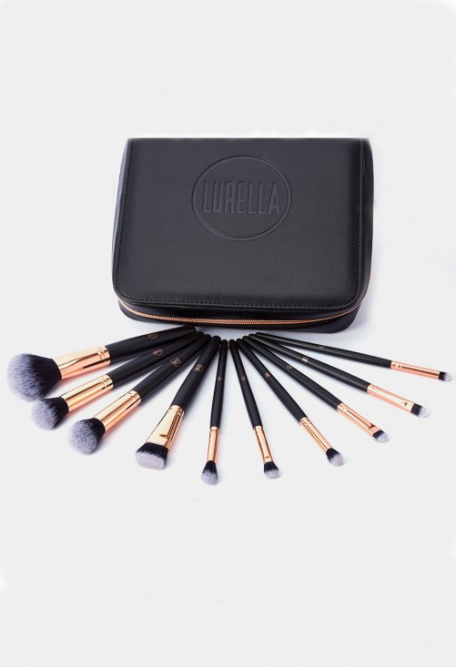 Set Pensule Lurella Cosmetics On The Move 10 Pieces