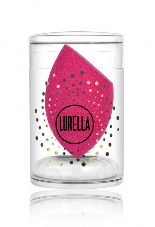 Burete Machiaj Lurella Cosmetics Angled Beauty Sponge Pink