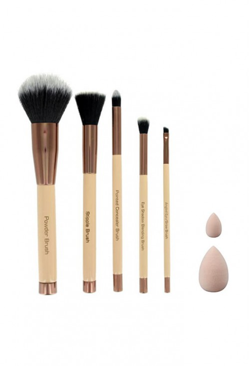 Set Pensule Royal Cosmetics Studio Brush Set