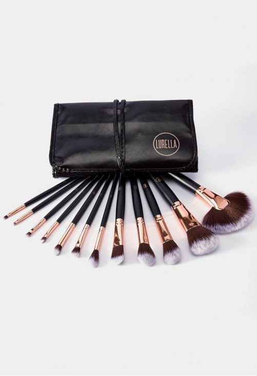 Set Pensule Lurella Cosmetics Stay Glam 12 Pieces