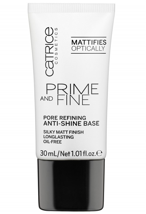 Primer Catrice Prime and Fine Pore Refining Anti-Shine Base