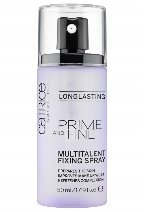 Spray Fixare Catrice Prime And Fine Multitalent