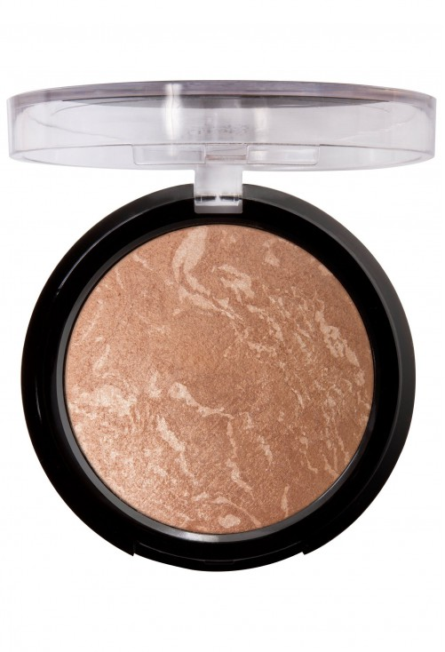 Pudra Bronzanta J.Cat Beauty Golden Soleil Baked Bronzer Cyprus Clay