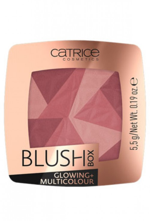 Fard De Obraz Catrice Blush Box Glowing + Multicolour 020