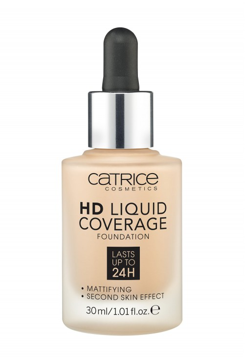 Fond De Ten Catrice HD Liquid Coverage Foundation