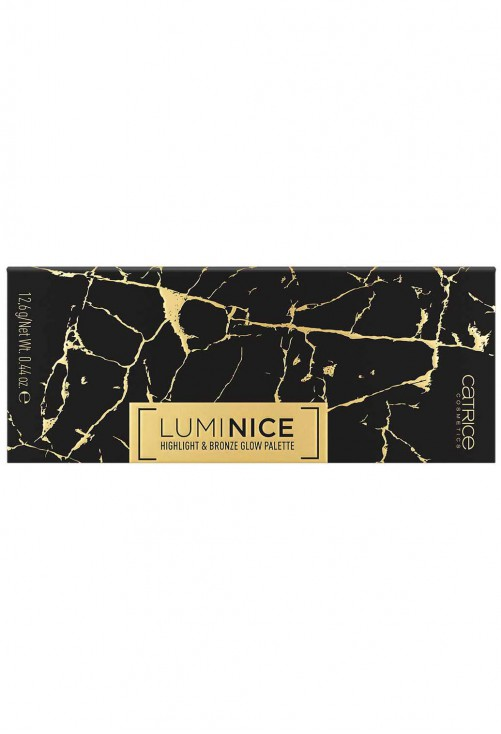Paleta Iluminatoare Catrice Luminice Highlight & Blush Glow 020