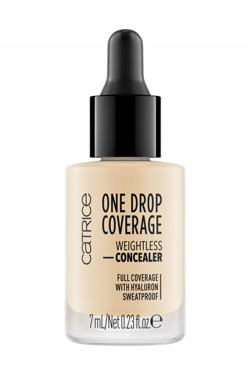 Corector Catrice One Drop Coverage Weightless Concealer