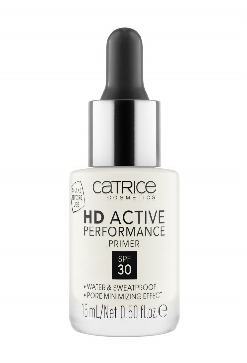 Primer Catrice HD Active Performance