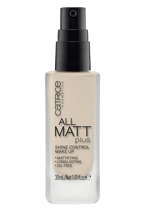Fond De Ten Catrice All Matt Plus Shine Control