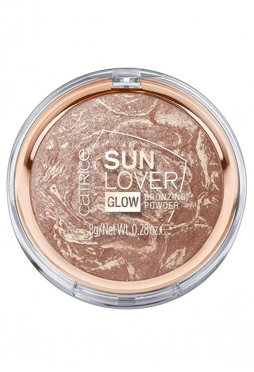 Pudra Bronzanta Catrice Sun Lover Glow Bronzing Powder 010
