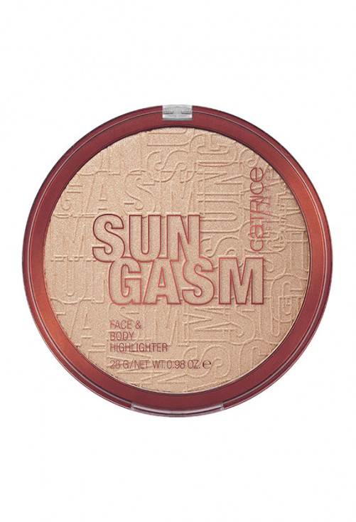 Iluminator Catrice Sungasm Face & Body Highlighter