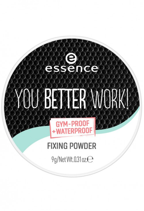 Pudra Compacta Essence You Better Work! Fixing Powder