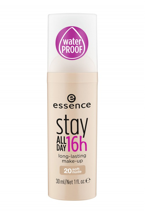 Fond De Ten Essence Stay All Day 16h