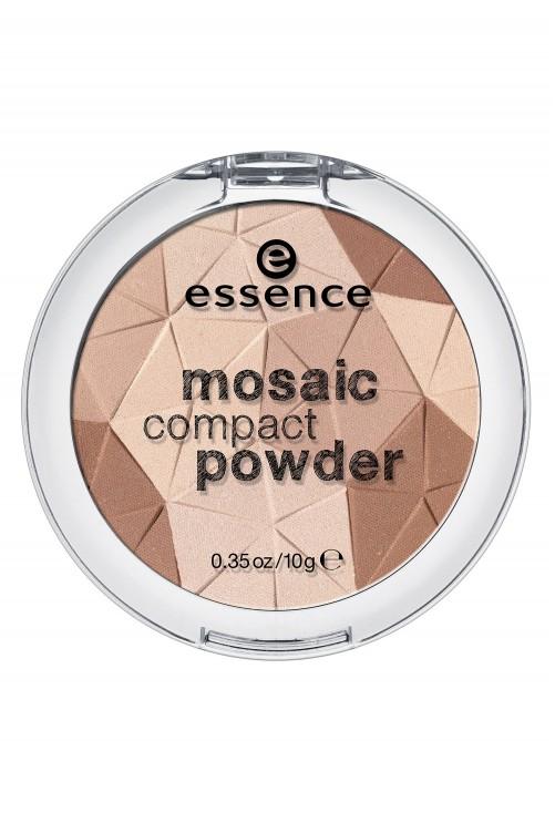 Pudra Bronzanta Essence Mosaic Compact Powder