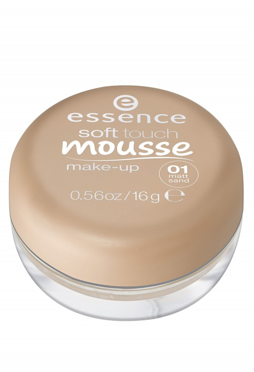 Fond De Ten Essence Soft Touch Mousse Makeup