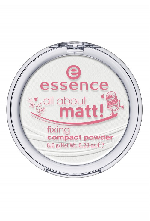 Pudra Compacta Essence All About Matt