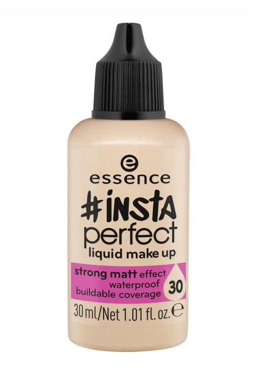 Fond De Ten Essence #Insta Perfect Liquid Makeup