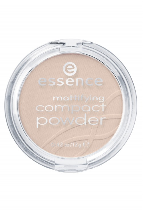 Pudra Compacta Essence Mattifying Compact Powder