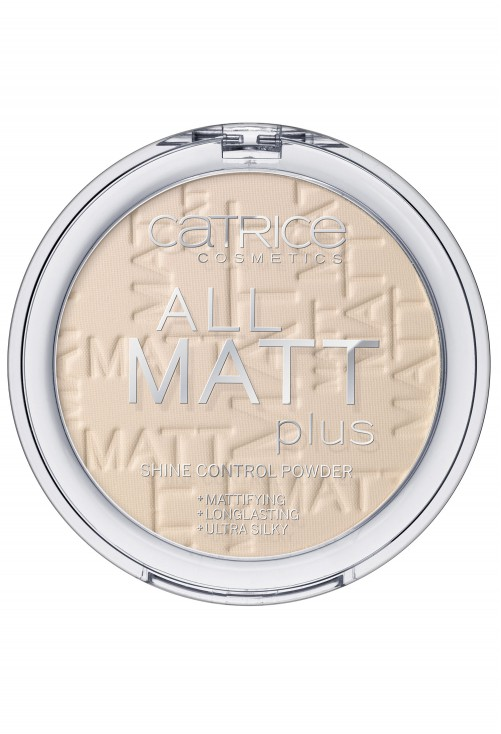 Pudra Compacta Catrice All Matt Plus Shine Control