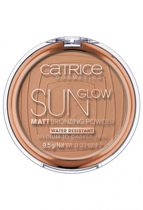 Pudra Bronzanta Catrice Sun Glow Water Resistent Medium To Darker Skin