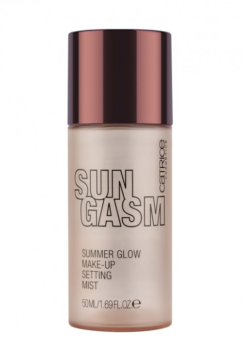 Spray Fixare Catrice Sungasm Summer Glow Makeup Setting Mist