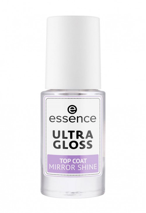 Lac De Unghii Essence Ultra Gloss Top Coat Mirror Shine
