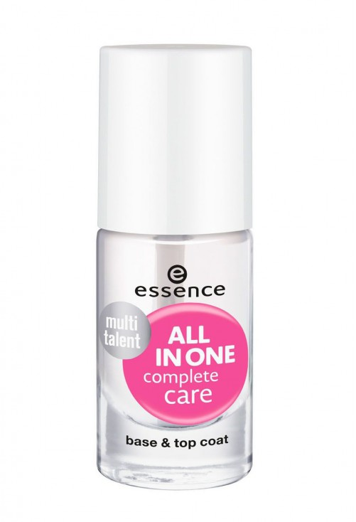 Lac De Unghii Essence All In One Complete Care Base And Top Coat