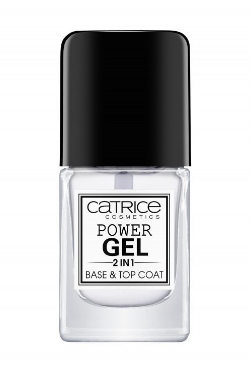Lac De Unghii Catrice Power Gel 2in1 Base & Top Coat