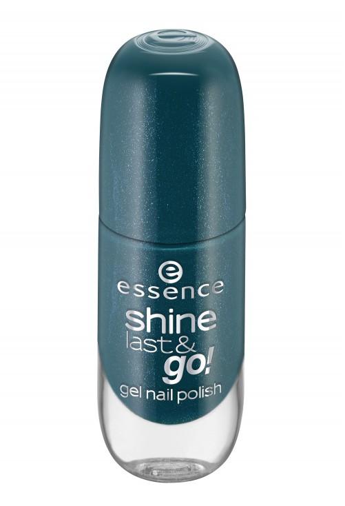 Lac De Unghii Essence Shine Last & Go!
