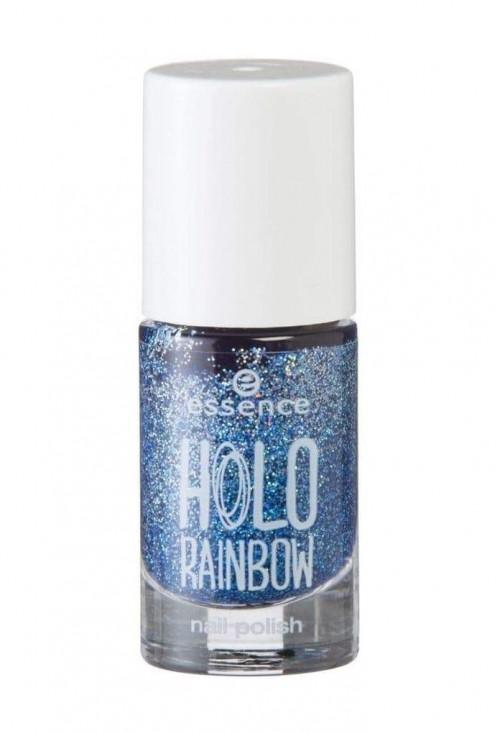 Lac De Unghii Essence Holo Rainbow